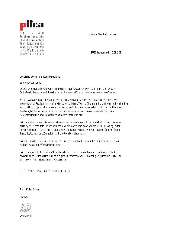 2021_06_15_Bestätigung_Konfliktmaterial Kongo_deutsch